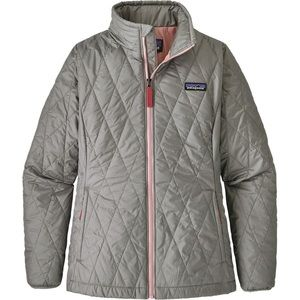 NEW Patagonia Nano Puff Jacket in Drifter Grey